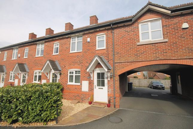 Thumbnail Mews house to rent in White Clover Square, Lymm