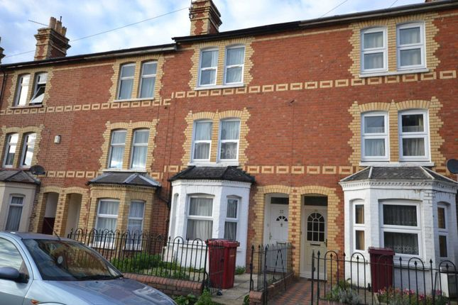 Thumbnail Terraced house to rent in Milman Road, Reading, Berkshire