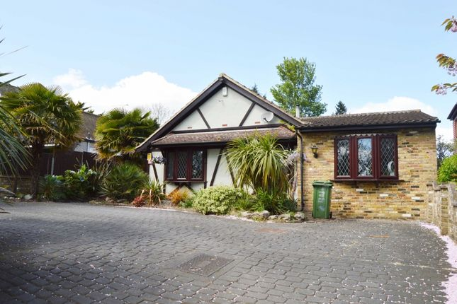 Thumbnail Bungalow for sale in Noak Hill Road, Romford