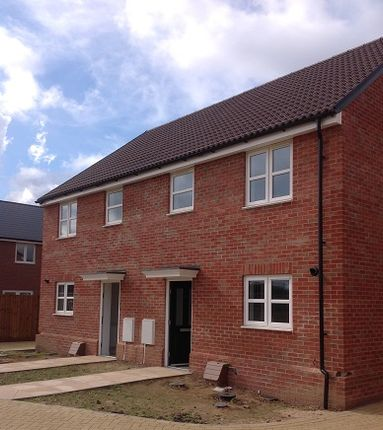 Thumbnail Terraced house for sale in Wombat Street, Stanway, Colchester