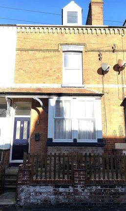 Thumbnail Terraced house to rent in Richmond Street, Bridlington