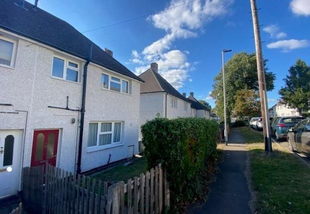 2 bed terraced house to rent in Northumberland Avenue, Stamford PE9