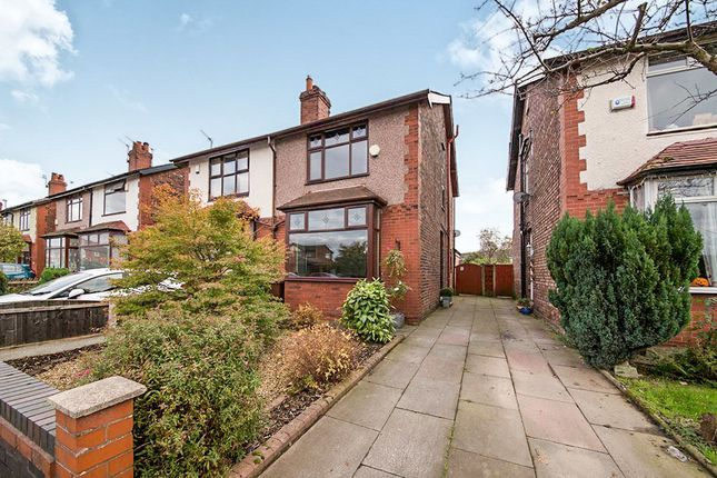Thumbnail Semi-detached house for sale in Manchester Road, Audenshaw, Manchester