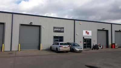 Thumbnail Light industrial to let in E, Riverside End, Riverside, Market Harborough, Leicestershire