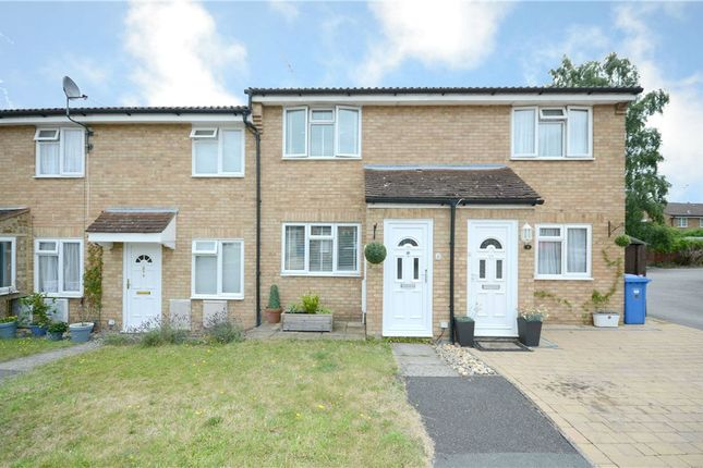 Thumbnail Terraced house for sale in Cherrytree Close, Heath Park, Sandhurst