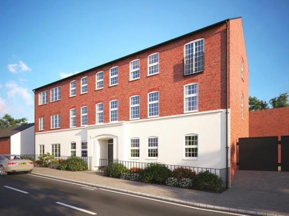 Thumbnail Flat for sale in Arthur Court, 2-4 Arthur Street, Wellingborough, Northamptonshire