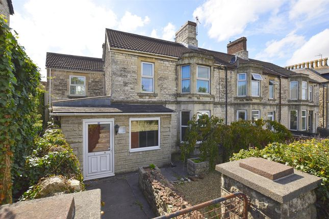 Thumbnail End terrace house for sale in Frome Road, Radstock, Somerset