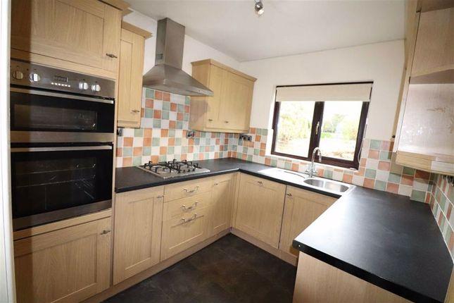 Kitchen of Bryncastell, Bow Street, Ceredigion SY24