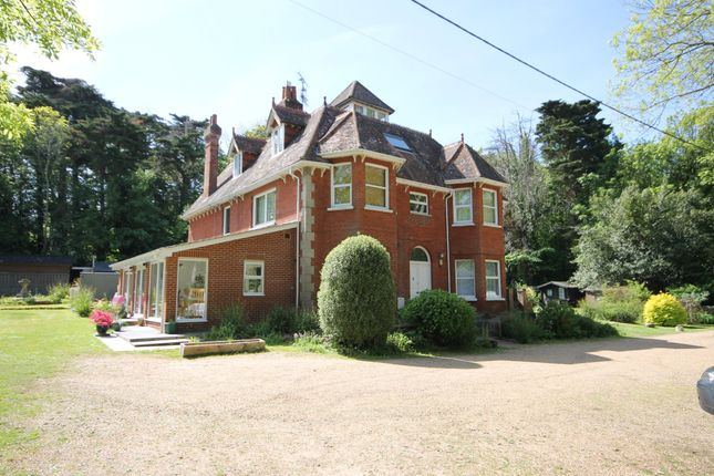 Thumbnail Flat for sale in Bouldnor, Yarmouth