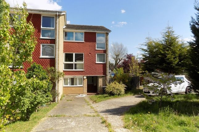 Thumbnail End terrace house for sale in Chilthorne Close, Catford