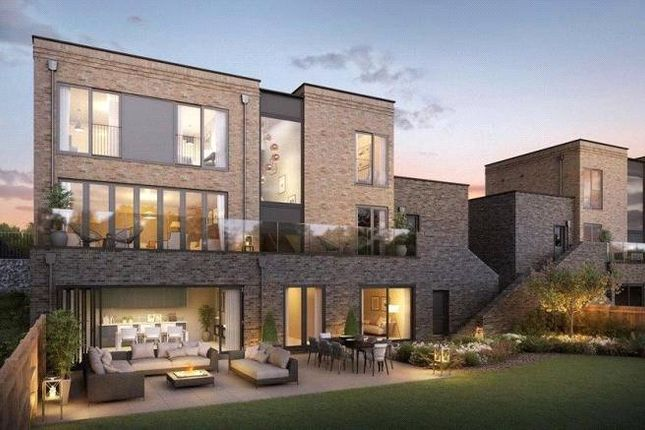 Thumbnail Detached house for sale in The Ridgeway, Mill Hill, London