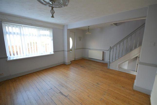 Living Room of Hambleton Road, Coundon, Bishop Auckland DL14