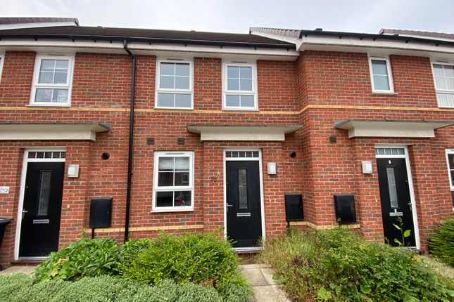 Thumbnail Terraced house to rent in Parkers Way, Tipton