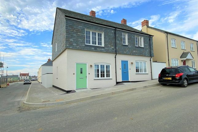 2 bed semi-detached house to rent in Stret Trewolek, Nansledan, Newquay TR8