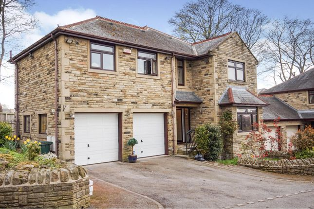 Thumbnail Detached house for sale in Brearley Gardens, Liversedge