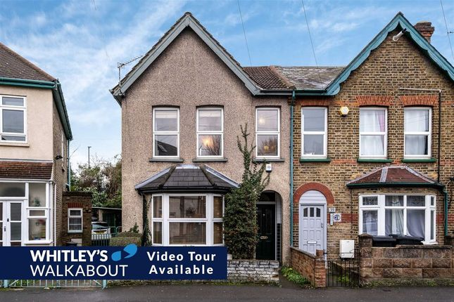 Thumbnail Semi-detached house for sale in Warwick Road, West Drayton, Middlesex