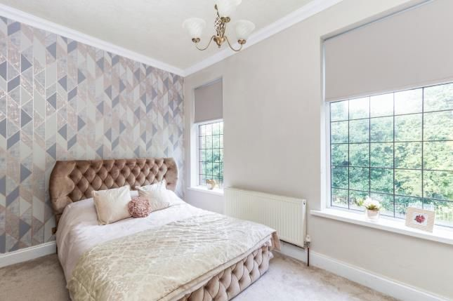 Master Bedroom of Grenville Street, Dukinfield, Greater Manchester SK16