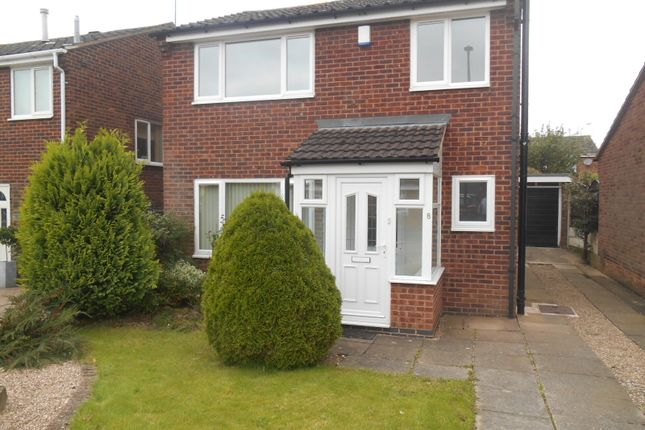 Thumbnail Detached house to rent in Lancaster Walk, Spondon, Derby
