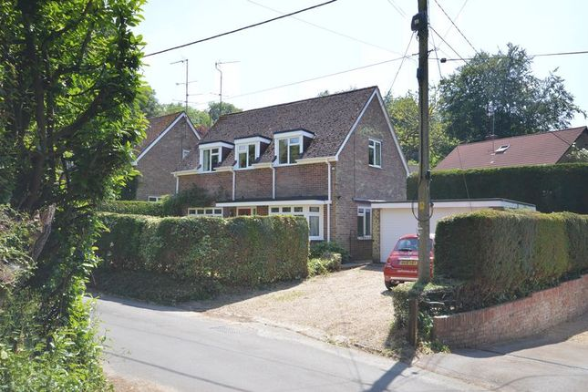 Thumbnail Detached house to rent in Beech Hill Road, Headley, Bordon