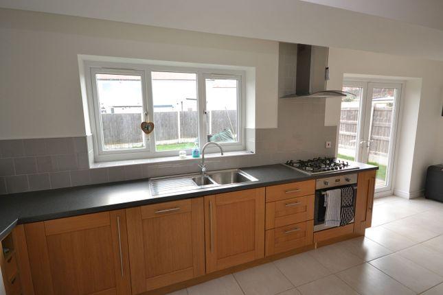Kitchen View 2 of Rhuddlan Road, Abergele LL22