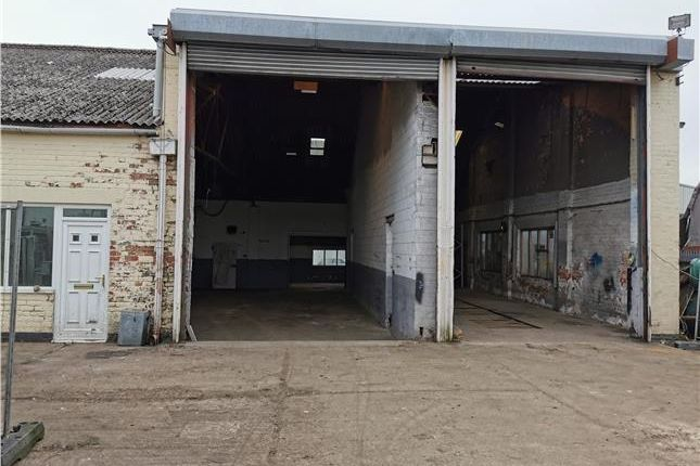 Industrial to let in Junction 2 Business Park, Crowle, Scunthorpe