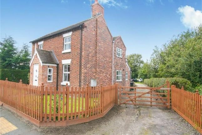 5 bed detached house for sale in Crewe Road, Winterley, Sandbach, Cheshire