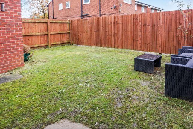 Rear Garden of Parsonage Close, Leyland PR26