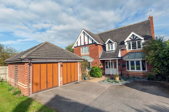 Thumbnail Detached house for sale in Floyd Grove, Coventry
