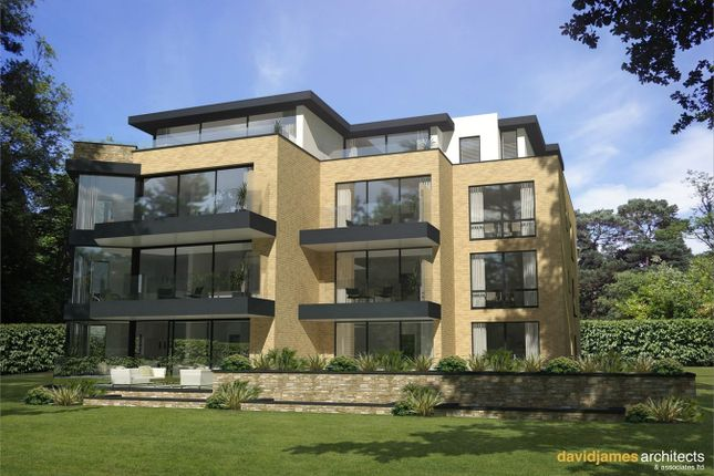 Thumbnail Flat for sale in Balcombe Breeze, 2A Balcombe Road, Poole
