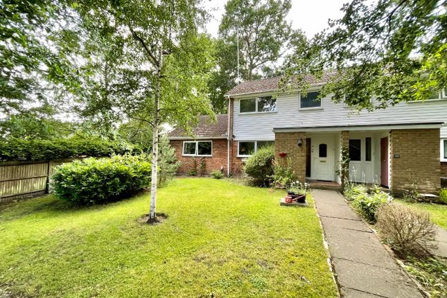 End terrace house for sale in Troutbeck Walk, Camberley