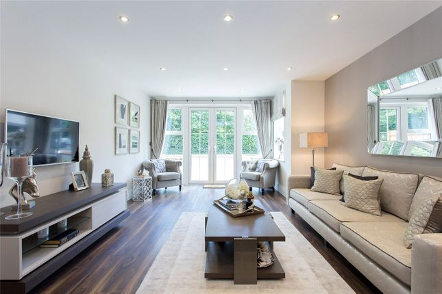 Thumbnail Flat for sale in Alpine House, High Road, Bushey Heath