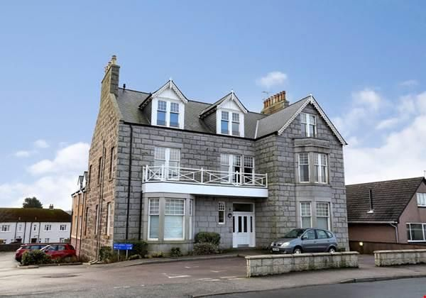 Thumbnail Flat to rent in Kincardine Court, Stonehaven
