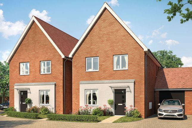 Thumbnail Detached house for sale in Ram Gorse Park, Elizabeth Way, Harlow