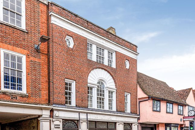 Thumbnail Flat for sale in High Street, Ware