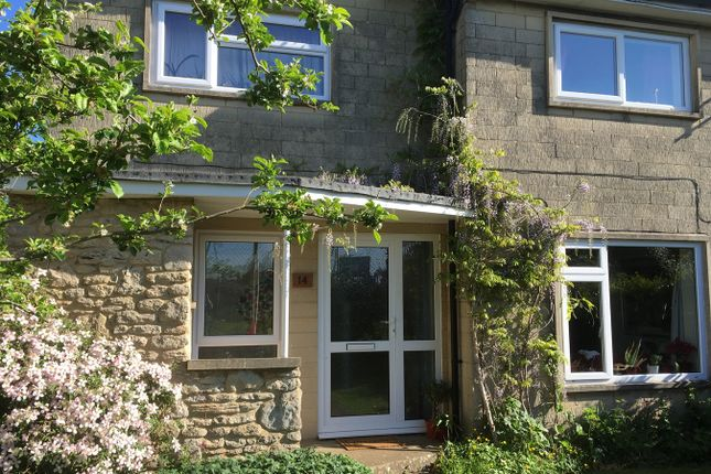 Thumbnail End terrace house for sale in Hollybush Close, Winsley, Bradford-On-Avon