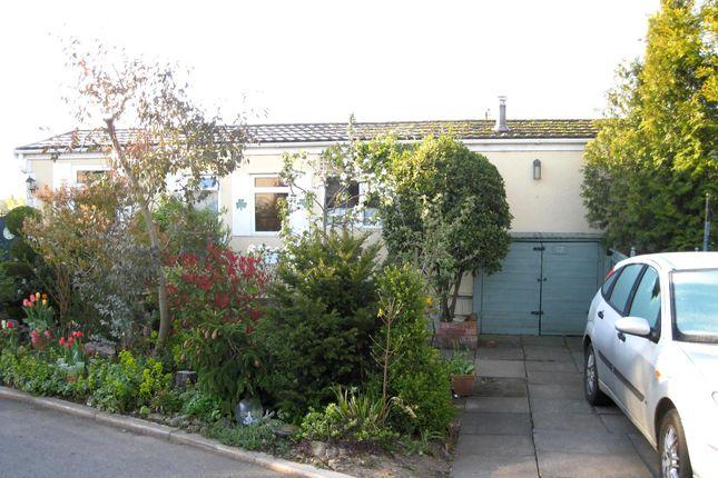 Thumbnail Mobile/park home for sale in Ranksborough Hall, Langham, Oakham