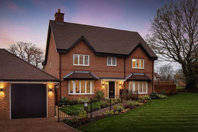 """Thumbnail Detached house for sale in """"The Ewhurst"""" at Amlets Lane, Cranleigh"""