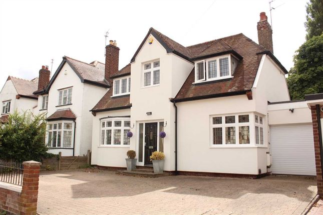 Thumbnail Detached house for sale in Adams Road, Finchfield, Wolverhaampton