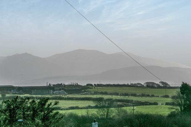 Front Views of Bryn Felin, Llanddona, Beaumaris LL58
