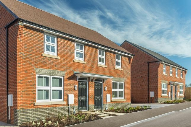 """Thumbnail Semi-detached house for sale in """"Archford"""" at Magna Road, Canford"""