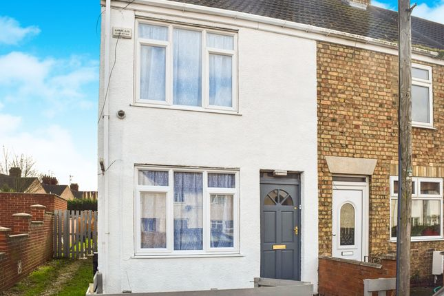 2 bed end terrace house for sale in St. Pauls Road, Peterborough