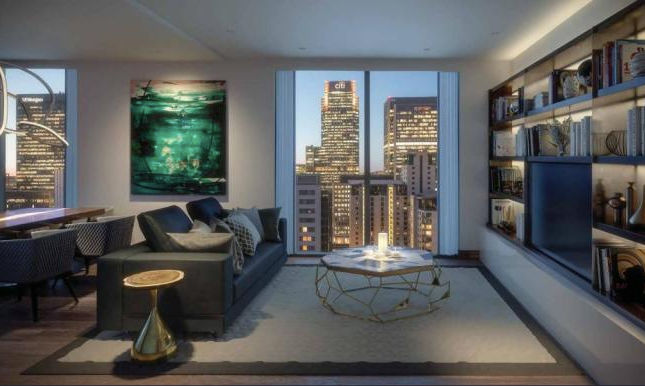 Thumbnail Flat for sale in Maine Tower, Harbour Central, Lighterman's Rd, Canary Wharf, London