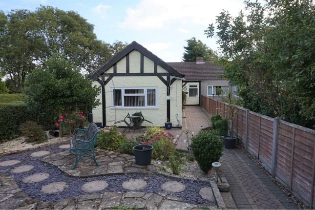Thumbnail Semi-detached bungalow for sale in Rear Of 116 Peaks Lane, New Waltham, Grimsby
