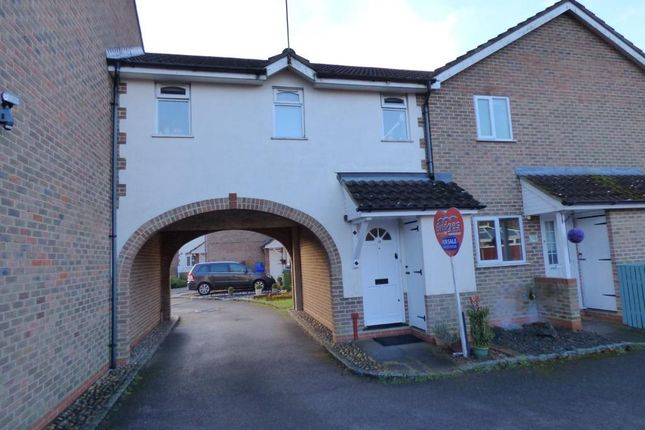Thumbnail Maisonette for sale in Purmerend Close, Farnborough