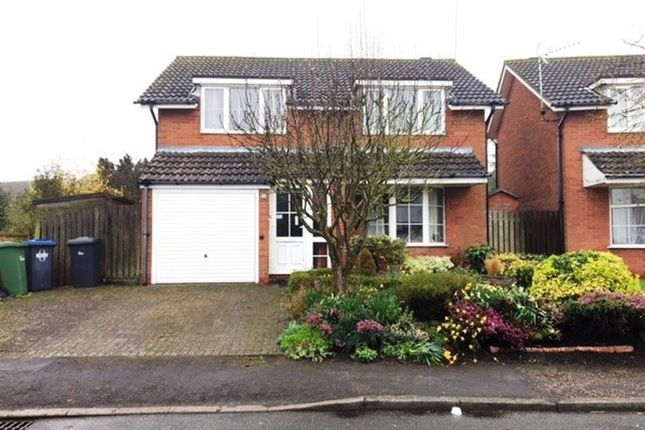 Thumbnail Detached house to rent in School Street, Rugby, Warwickshire
