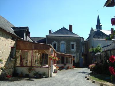 Segre, Maine-Et-Loire, France