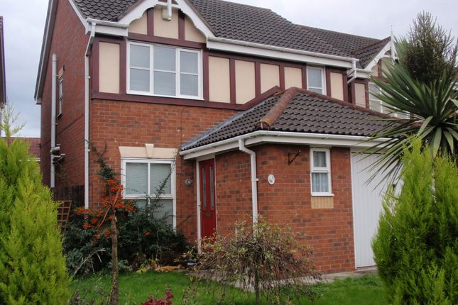 Thumbnail Detached house to rent in Linseed Avenue, Newark