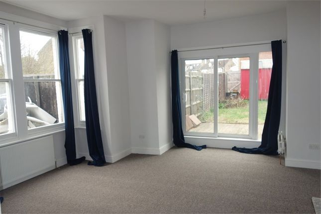 Thumbnail Flat to rent in Stanger Road, London