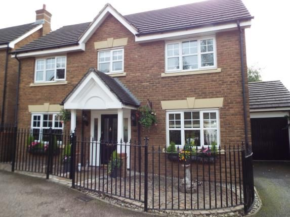 Thumbnail Detached house for sale in Oakwood Gate, Ilford, Essex
