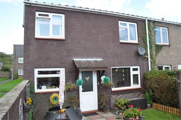 Thumbnail End terrace house for sale in Langley Gardens, Haydon Bridge